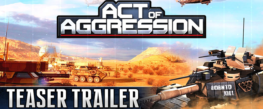 Act of Aggression - трейлер игры