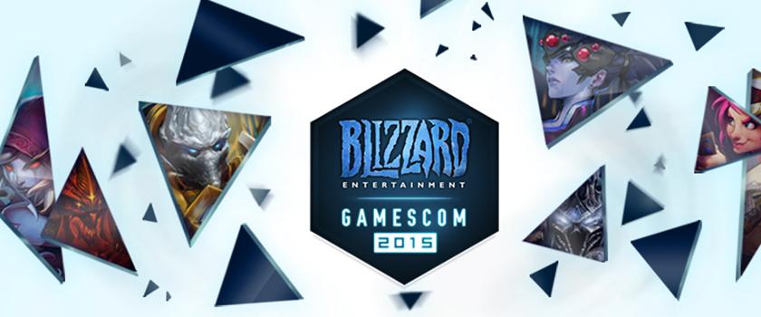 На GAMESCOM 2015 анонсируется новое обновление к игре WOW
