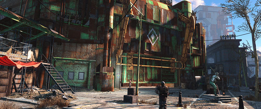 Подробности о Fallout 4