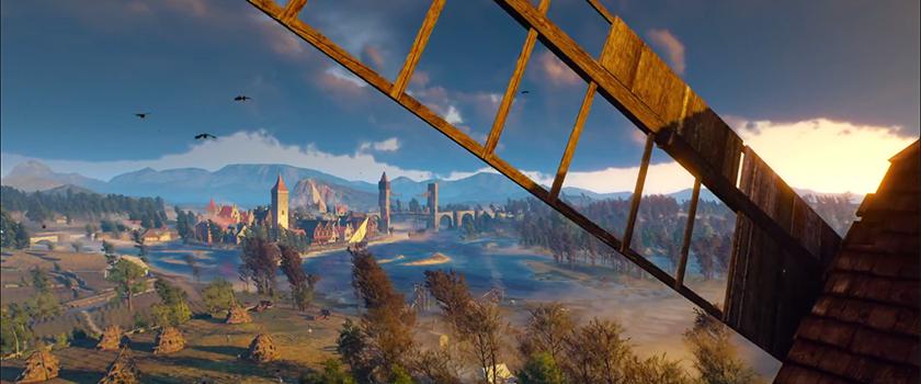 Ролик о The Witcher 3: Wild Hunt, который расскажет вам обо всем